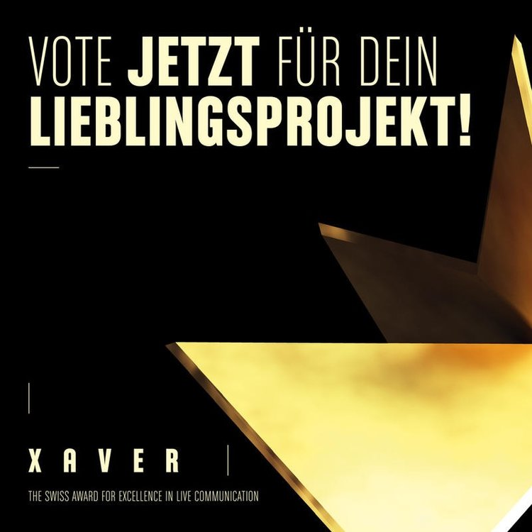 Nomination für den XAVER AWARD 2019